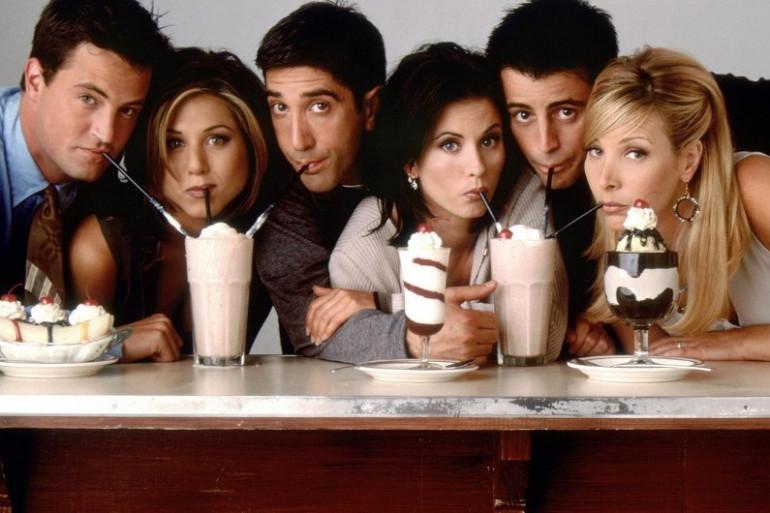 """La bande de """"Friends"""" aurait une amitié bien différente en 2016"""