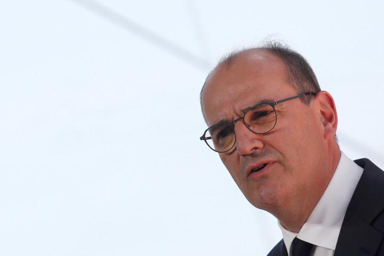 Le Premier ministre Jean Castex, le 26 août 2020, à Paris