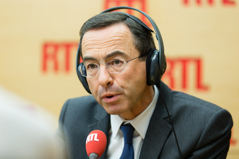 Bruno Retailleau, invité de RTL le 8 décembre 2016