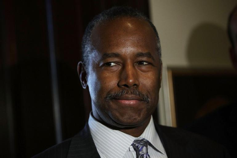 Ben Carson, secrétaire au Logement des États-Unis
