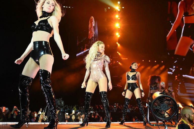 Beyoncé, reine de la performance scénique