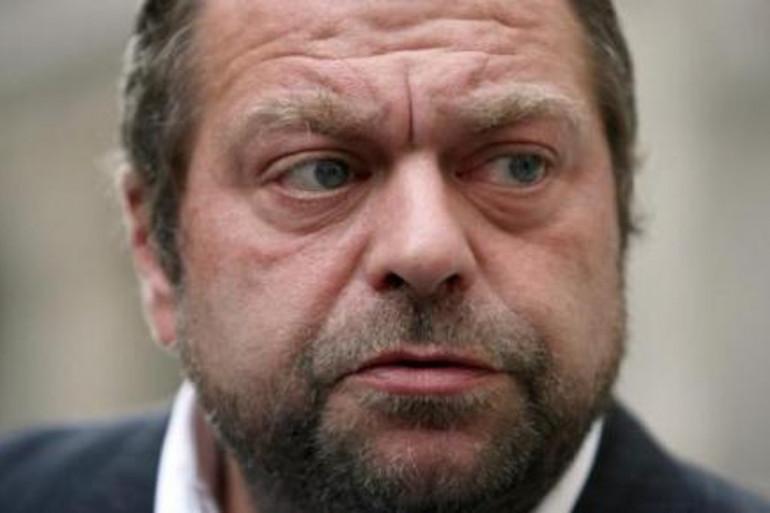 Le ministre de la Justice, Éric Dupond-Moretti.