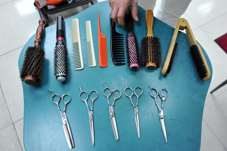 Plan de relance : les coiffeurs réclament une baisse de la TVA (illustration)