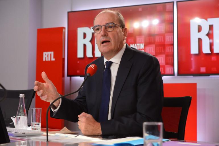 Jean Castex, le 3 septembre 2020
