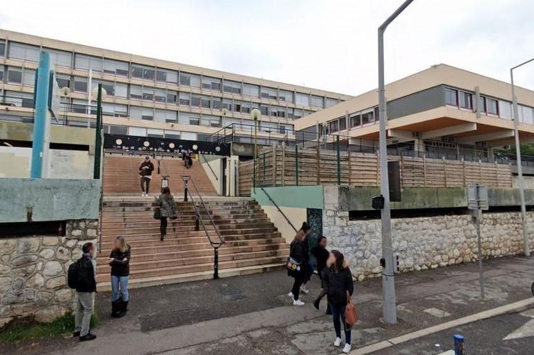 L'université de Nice (illustration)