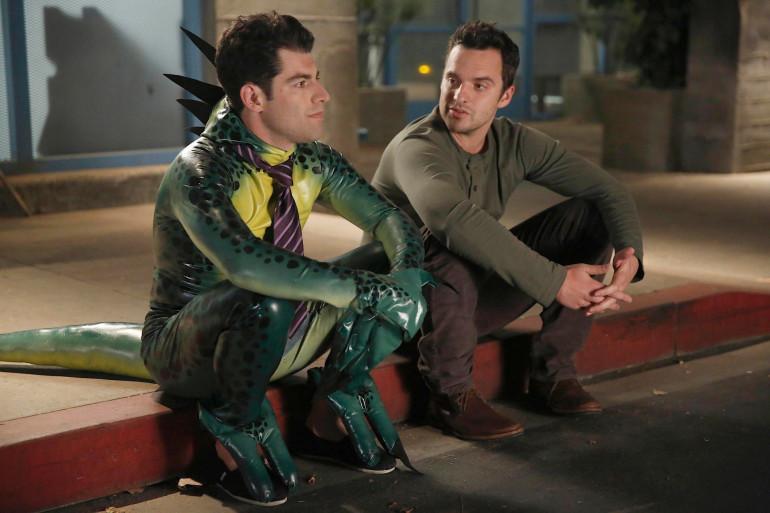 """Entre Nick et Schmidt, deux des garçons de """"New Girl"""", il n'y a pas de tabous"""