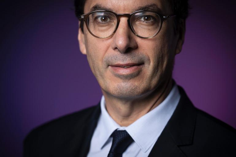 Le PDG de la SNCF, Jean-Pierre Farandou