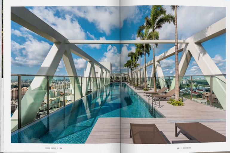 """""""Rooftops/Jardin sur toiture"""" est un livre pour les amoureux d'architecture"""