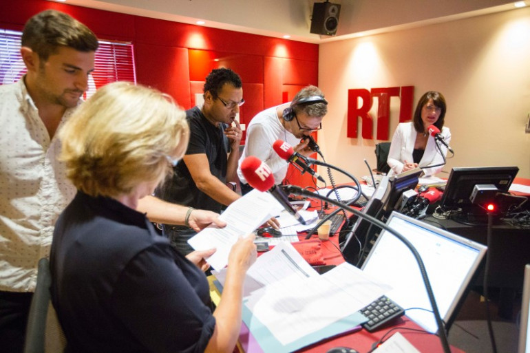 Julien COURBET et l'équipe de CPVA - Crédit Romain Boé Abaca Press