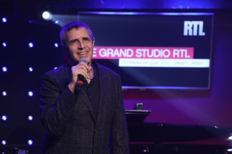 """Julien Clerc dans """"Le Grand Studio RTL"""""""