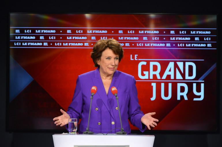 Roselyne Bachelot, le 6 septembre 2020