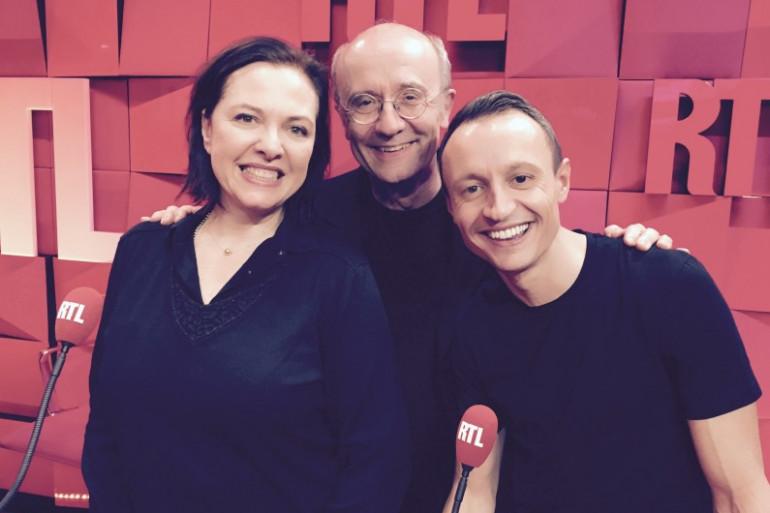 Jade, Philippe Geluck, Eric Dussart