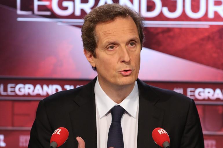 Jérôme Chartier, invité du Grand Jury le 18 décembre 2016