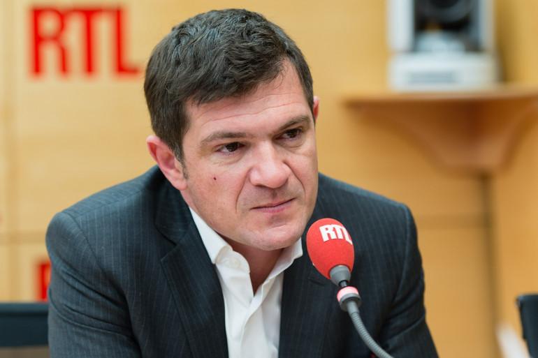 Benoist Apparu, invité de RTL le 19 décembre 2016