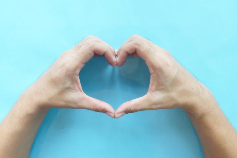 L'amour, c'est bon pour la santé.