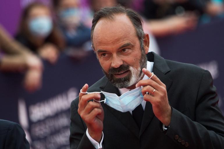 Édouard Philippe à Deauville, le 4 septembre 2020