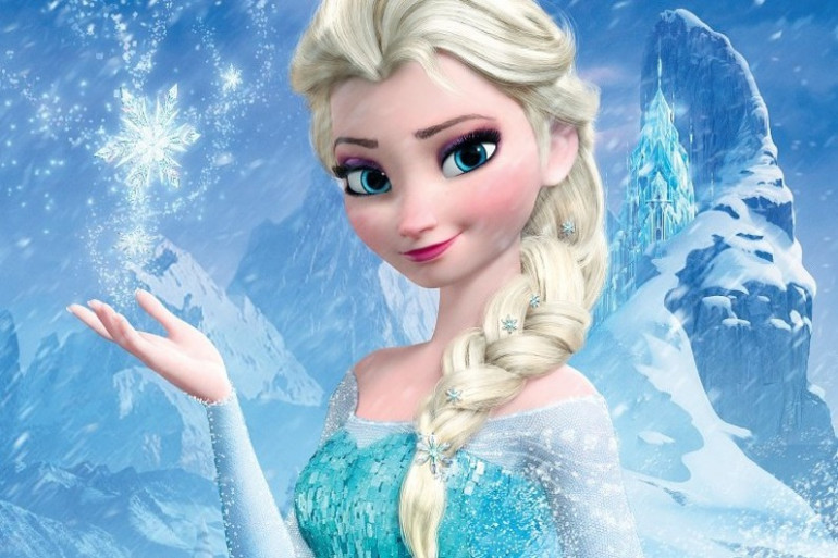 Elsa, héroïne de La Reine des Neiges