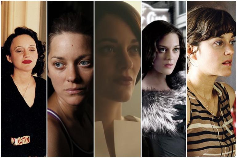Marion Cotillard dans 5 rôles très différents