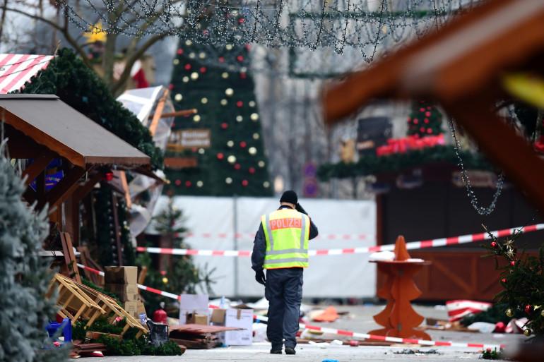 Attentat à Berlin : le marché de Noël de Breitscheidplatz a été touché lundi 19 décembre 2016