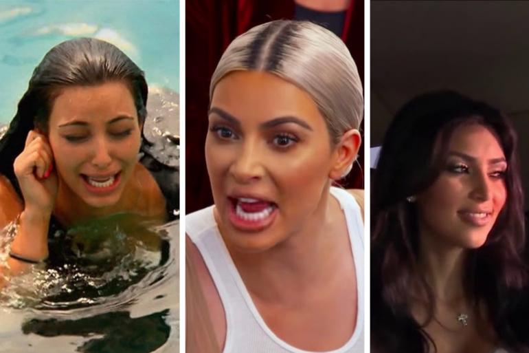 Kim Kardashian a offert un nombre incalculable de moments cultes à sa télé-réalité familiale