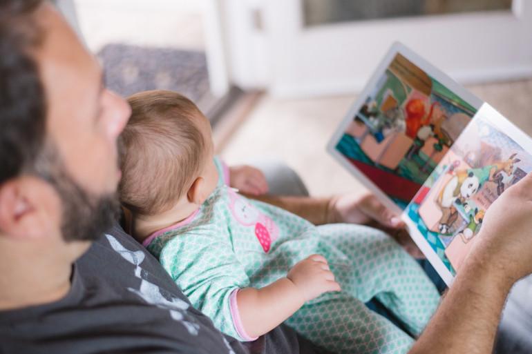 La réforme du congé parental n'a pas vraiment poussé les hommes à en prendre (illustration)