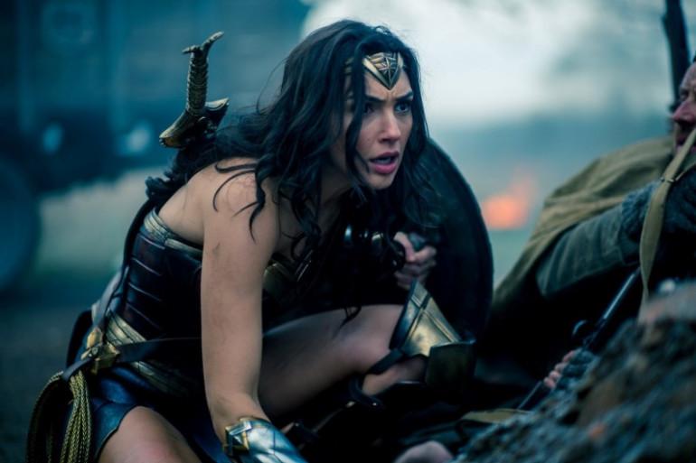 Gal Gadot en Wonder Woman