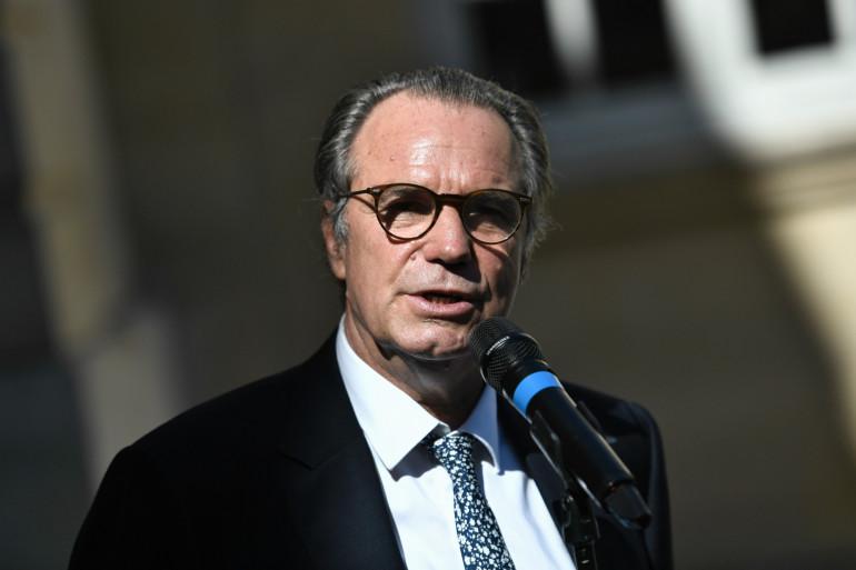 Renaud Muselier, le 30 juillet 2020