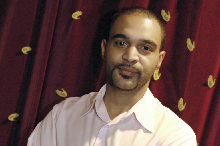 Dominique Soppo, président de l'association SOS Racisme.
