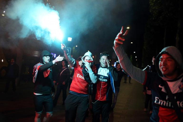 Lors des matches qu'ils suivent en direct, le taux de cortisol explose chez les supporters
