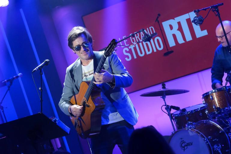 """Thomas Dutronc dans le """"Grand Studio RTL"""""""