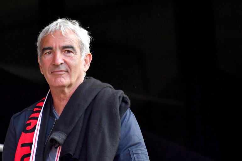 L'ancien entraîneur de l'équipe de France de football Raymon Domenech, ici en août 2017