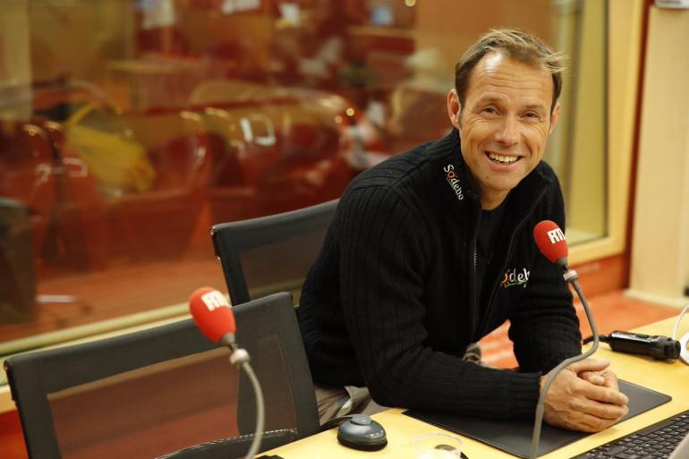 Thomas Coville au micro de RTL, le 28 décembre 2016