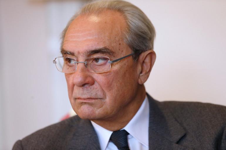 Bernard Debré le 17 décembre 2013.