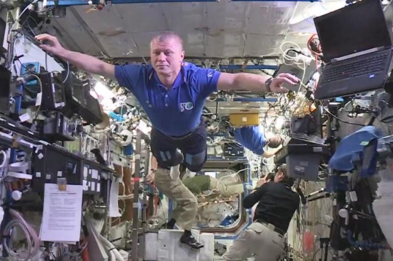Le Mannequin Challenge de Thomas Pesquet et de l'équipage de l'ISS