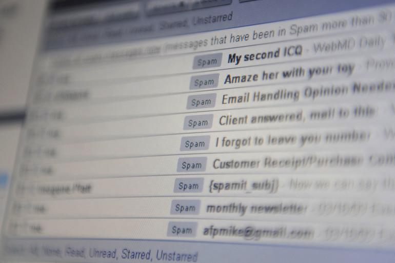 Le sexagénaire avait envoyé un email anonyme au ministère de l'Intérieur (illustration)