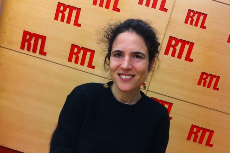 """Mazarine Pingeot publie en janvier son nouveau roman, """"Théa"""""""
