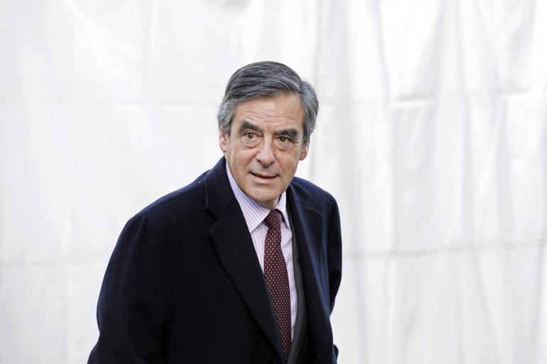 François Fillon, candidat Les Républicains à la présidentielle 2017.
