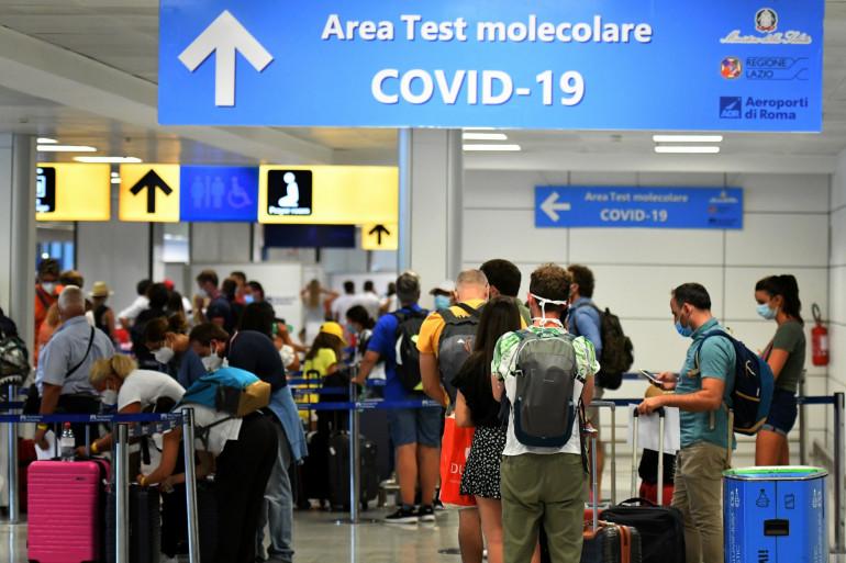 L'aéroport Léonard-de-Vinci de Rome Fiumicino
