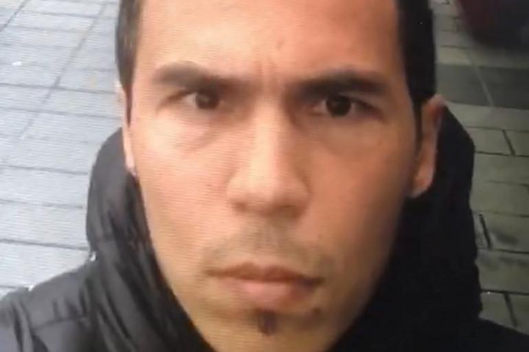 La police turque a diffusé le portrait du suspect de l'attentat d'Istanbul.