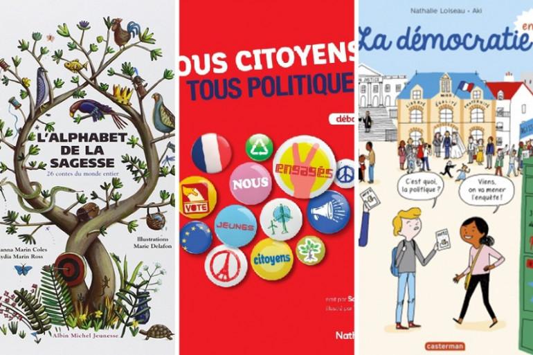 Ces trois livres vont aider les enfants à tout comprendre à la politique