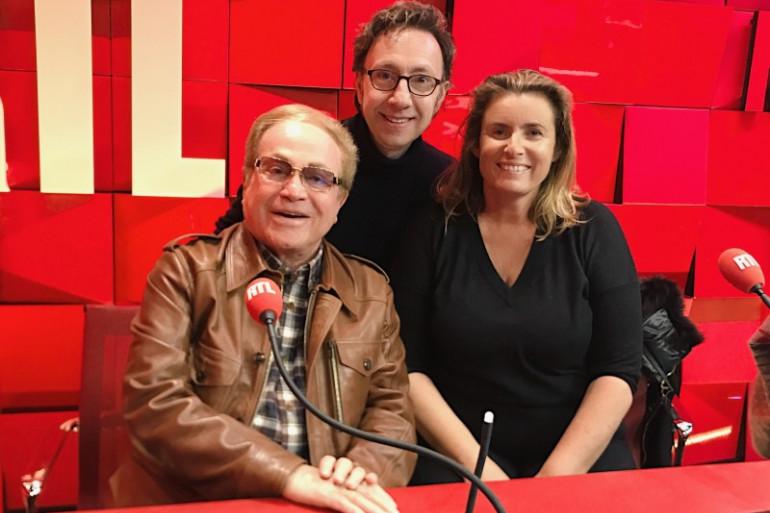 Orlando, Lisa Azuelos et Stéphane Bern