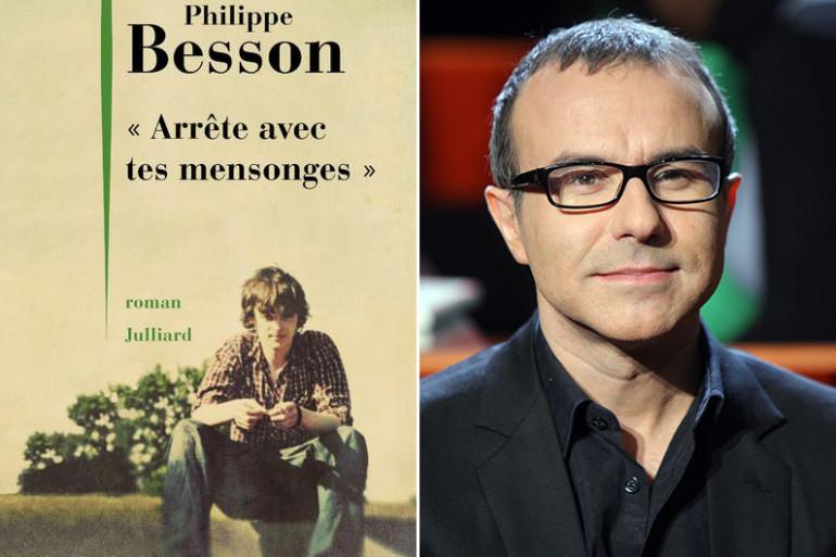 """""""Arrête avec tes mensonges"""" de Philippe Besson"""