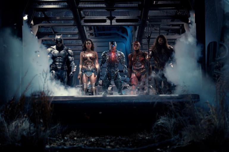 La Justice League prête à l'attaque