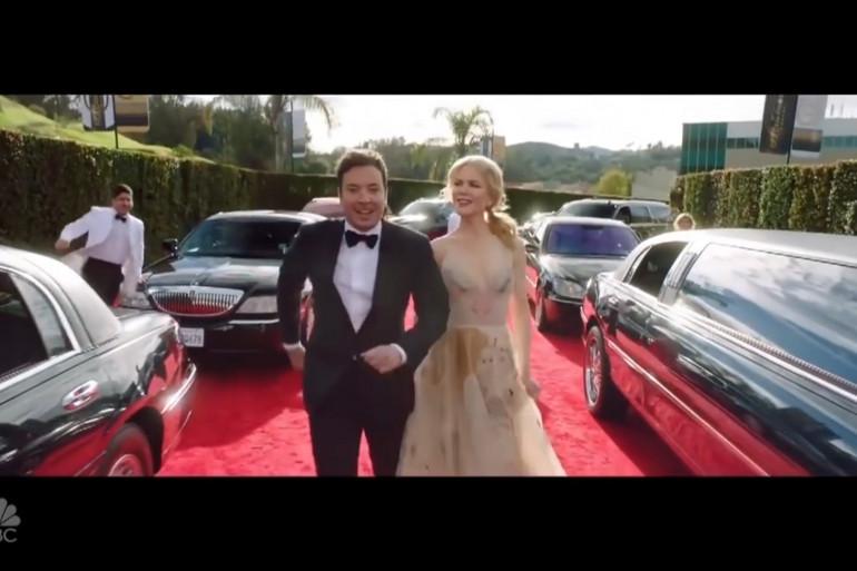 Nicole Kidman, Rami Malek : quelles stars se cachent dans la vidéo d'ouverture des Golden Globes ?