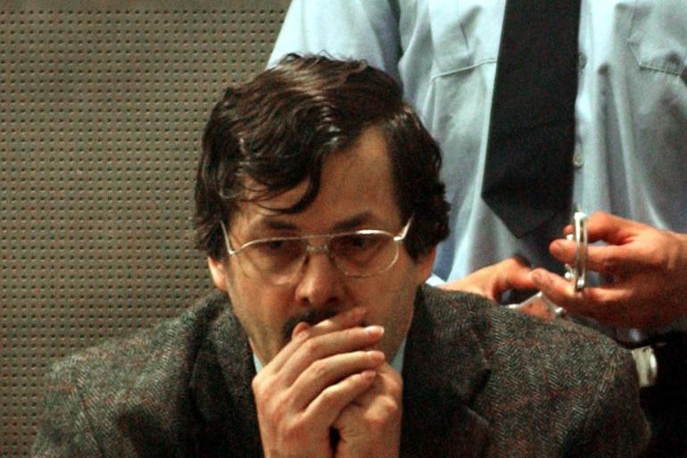 Marc Dutroux, en 2004.