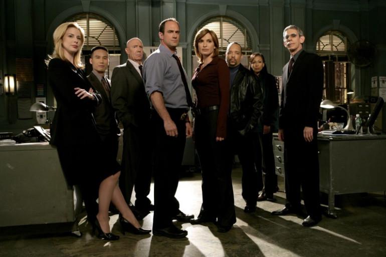 """La série """"New York Unité Spéciale"""" a attiré 3,7 millions de téléspectateurs le 10 janvier"""