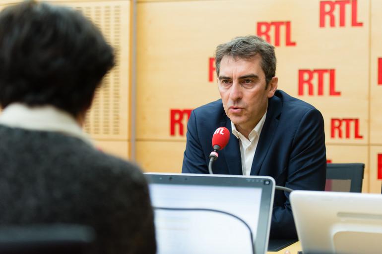 Jean Bassères, invité de RTL le 18 janvier 2017