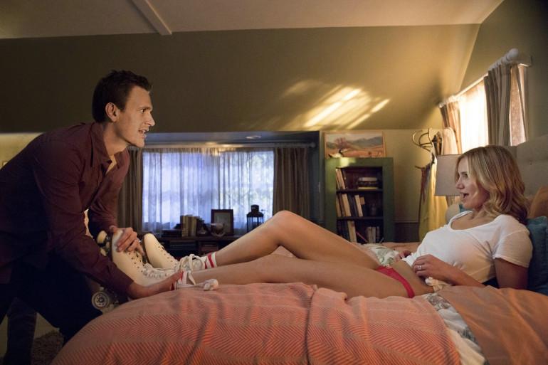 """Cameron Diaz et Jason Segel dans """"Sex Tape"""""""