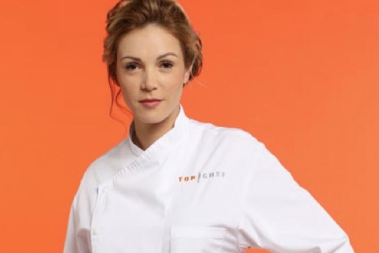 """Marion Lefebvre, 28 ans, chef à domicile et candidate de """"Top Chef 2017"""""""