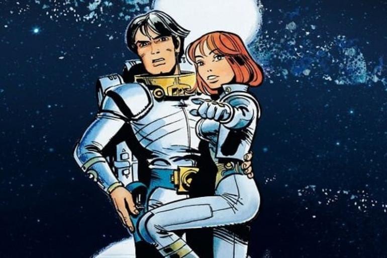 Valérian et Laureline, les héros de la bande dessinée culte